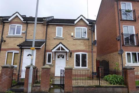 3 bedroom semi-detached house to rent - Nash Street, Hulme