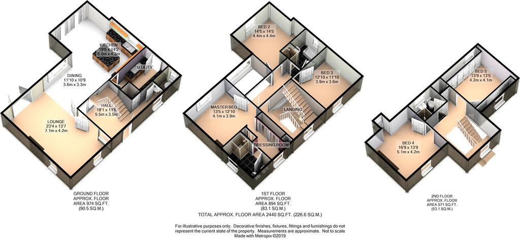 Floorplan 2 of 5: 3 D Floor Plan