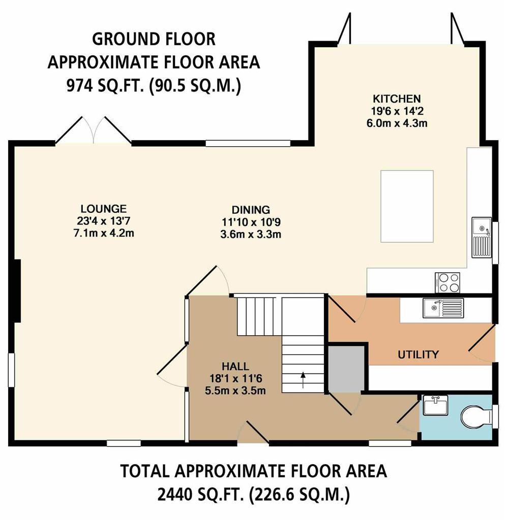 Floorplan 3 of 5: Ground Floor