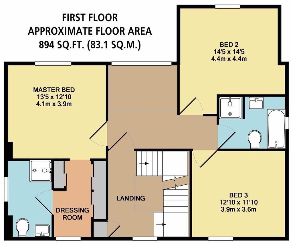 Floorplan 4 of 5: First Floor