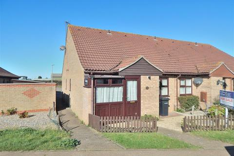 1 bedroom terraced bungalow for sale - Lodge Road, Heacham, King's Lynn