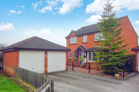 4 bedroom detached house for sale - MONARCH DRIVE, OAKWOOD