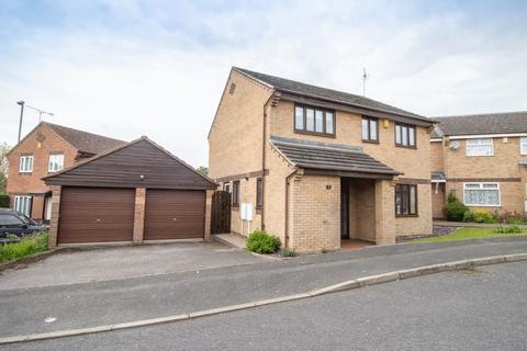 4 bedroom detached house for sale - SOMERBY WAY, OAKWOOD
