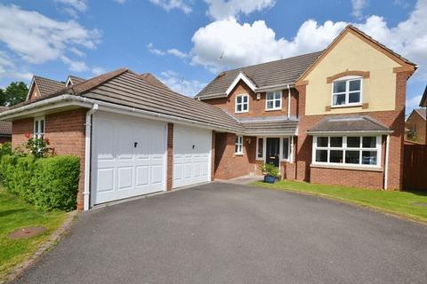 4 bedroom detached house for sale - OAKDALE GARDENS, OAKWOOD