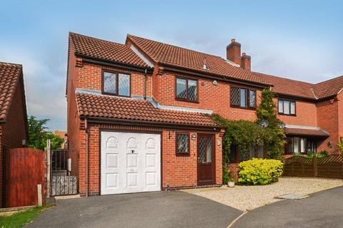 4 bedroom detached house for sale - BAYLEAF CRESCENT, OAKWOOD