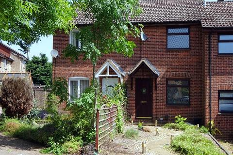 2 bedroom terraced house for sale - SWINDERBY DRIVE, OAKWOOD