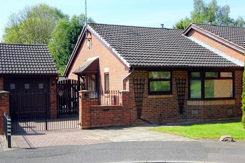 2 bedroom semi-detached bungalow for sale - COLUMBINE CLOSE, OAKWOOD