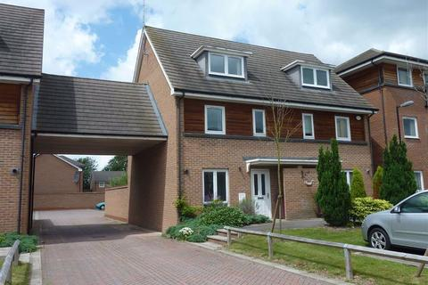 3 bedroom townhouse to rent - Meadow Way, Caversham, Reading