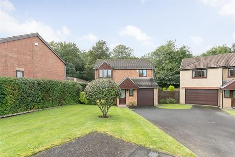3 bedroom detached house for sale - Sinderby Close, Whitebridge Park, Newcastle upon Tyne
