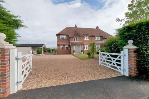 3 bedroom semi-detached house for sale - Shingle Barn Lane, West Farleigh, Maidstone