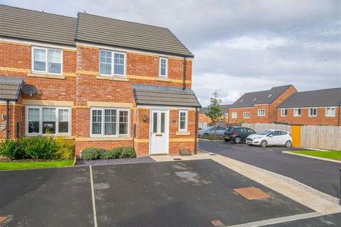 3 bedroom end of terrace house for sale - Llys Collen, Oakenholt, Flint