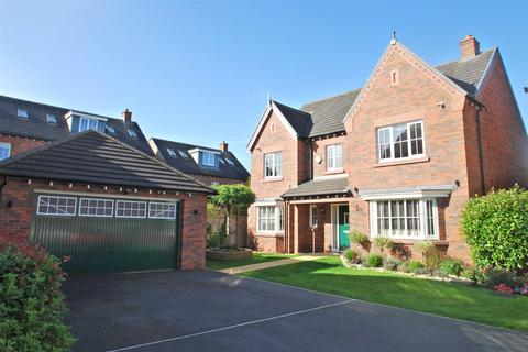 5 bedroom detached house for sale - Turing Drive, Wilmslow