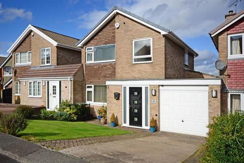 3 bedroom link detached house for sale - Geldard Place, Dronfield