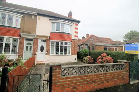 2 bedroom end of terrace house for sale - Craigweil Crescent, Stockton-On-Tees