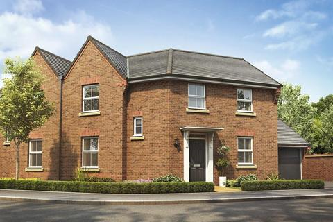 David Wilson Homes - The Drive at Mount Oswald - Whitworth Road, Spennymoor, SPENNYMOOR