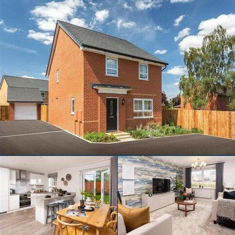 4 bedroom detached house for sale - Plot 30, CHESTER at Fernwood Village, Phoenix Lane, Fernwood, NEWARK NG24
