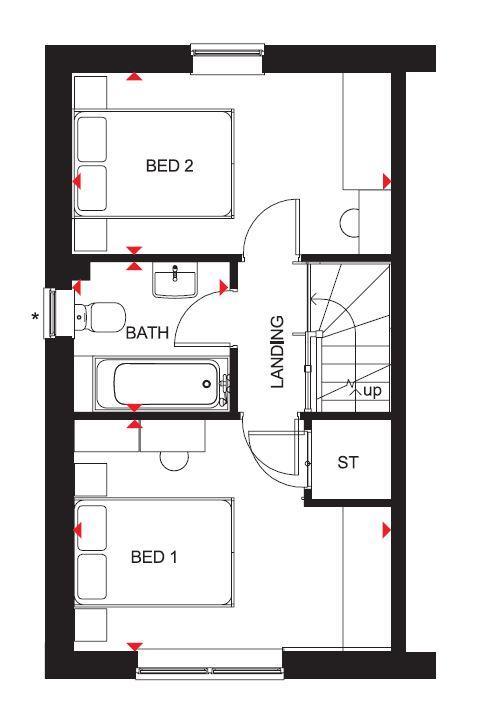 Floorplan 2 of 2: Kenley FF
