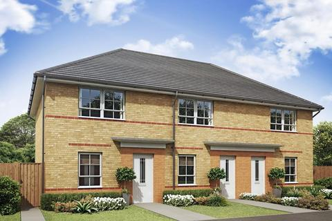 Barratt Homes - Burton Woods - Illingworth Grove, Whinney Hill