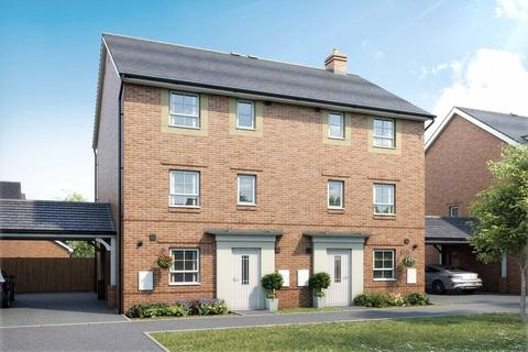4 bedroom semi-detached house for sale - Plot 5, Hythie at Barratt Homes at Kingsbrook, Burcott Lane, Aylesbury, AYLESBURY HP22