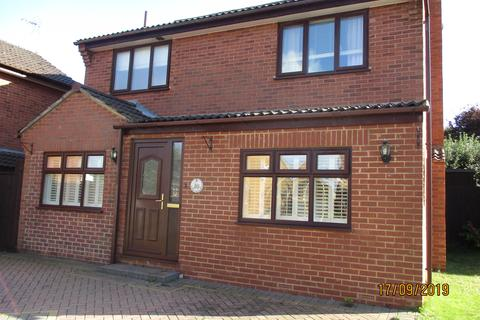3 bedroom detached house to rent - Lime Tree Avenue, Uppingham LE15