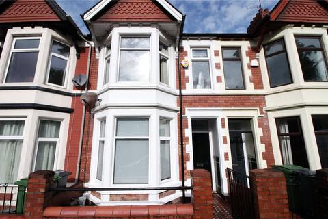 3 bedroom terraced house for sale - New Zealand Road, Heath, Cardiff, CF14