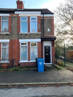 2 bedroom end of terrace house to rent - Raglan street, Hull HU5