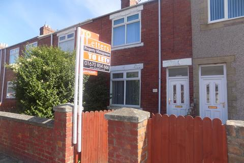 3 bedroom terraced house to rent - Woodhorn Road, Ashington NE63