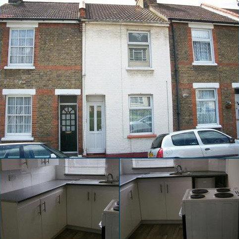 1 bedroom flat to rent - 1 Bed Flat, Coronation Road, Chatham, ME5 7DE