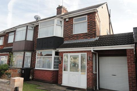 3 bedroom semi-detached house to rent - Wyvern Avenue, Leicester LE4
