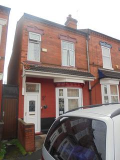 3 bedroom end of terrace house for sale - Sparkhill, Birmingham B11
