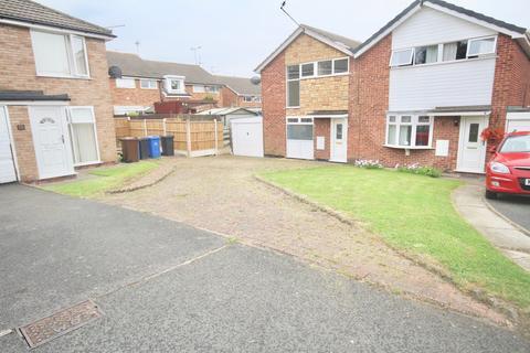 3 bedroom semi-detached house to rent - Hains Close, Sinfin, Derby, Derbyshire, DE24
