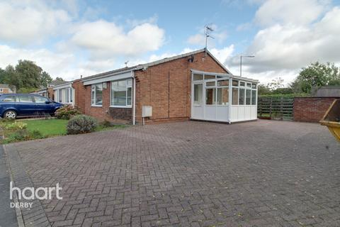 2 bedroom detached bungalow for sale - Lancaster Walk, Spondon, Derby