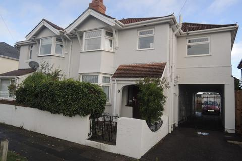 4 bedroom semi-detached house for sale - Herbert ave, parkstone, poole BH12