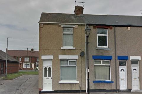 2 bedroom end of terrace house to rent - Edgar Street, Hartlepool