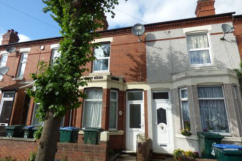 2 bedroom terraced house to rent - Hugh Road, Coventry, CV3