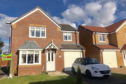 4 bedroom detached house to rent - Kirkharle Drive, Ashington NE63