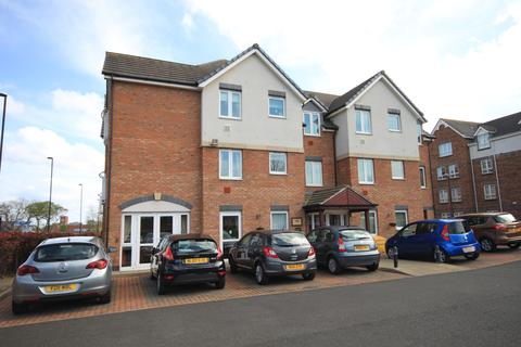 1 bedroom flat for sale - Grangeside Court, Brabourne Gardens,  North Shields, North Shields, NE29 9BF