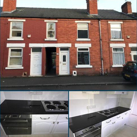 2 bedroom terraced house to rent - Carlingford Road, Hucknall, Nottingham NG15