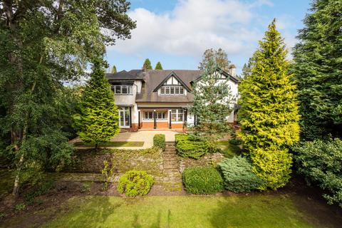 6 bedroom detached house for sale - Bankhall Lane, Hale