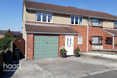 3 bedroom semi-detached house for sale - Lavers Close, Bristol