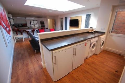 8 bedroom terraced house to rent - Heeley Road, Selly Oak