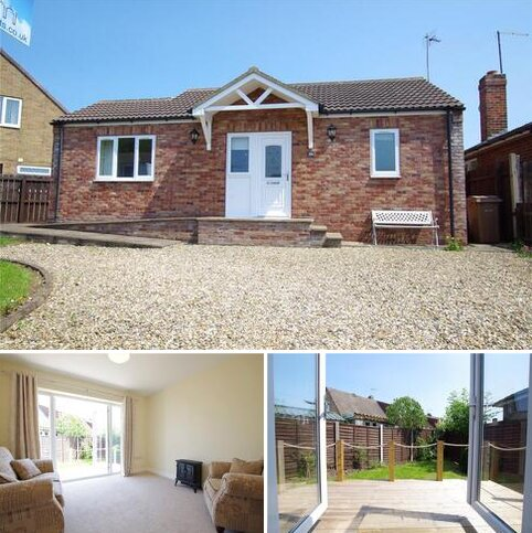 2 bedroom bungalow for sale - Chestnut Avenue, Beverley, East Yorkshire, HU17