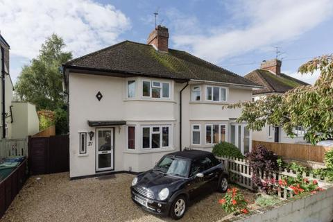 3 bedroom semi-detached house for sale - Rosamund Road, Wolvercote, Oxford, Oxfordshire