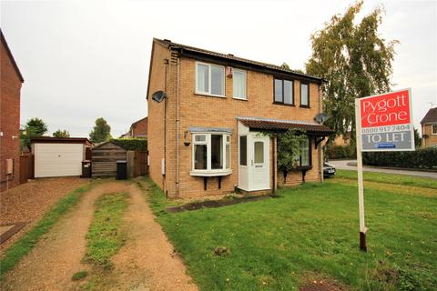 2 bedroom semi-detached house to rent - Roxholm Close, Ruskington, NG34