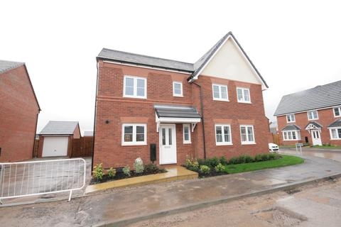 3 bedroom semi-detached house to rent - Robin Drive, Pear Tree Meadows, Nantwich