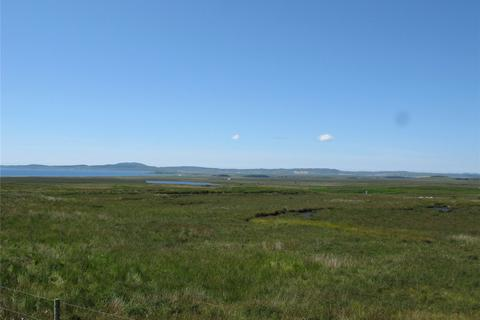 Plot for sale - Glenegedale Moor Croft 1, Glenegedale, Isle of Islay, Argyll and Bute, PA42