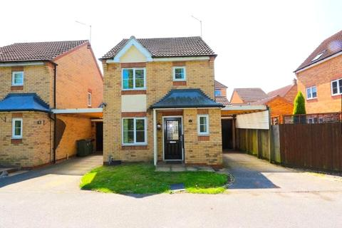 3 bedroom detached house for sale - Field Close, Thorpe Astley, Leicester, LE3