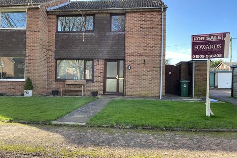 3 bedroom semi-detached house for sale - Huston Close, Barrow Upon Soar
