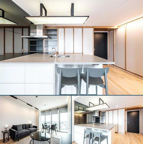 2 bedroom flat to rent - Manhattan Loft Gardens, 22 International Way, London, E20