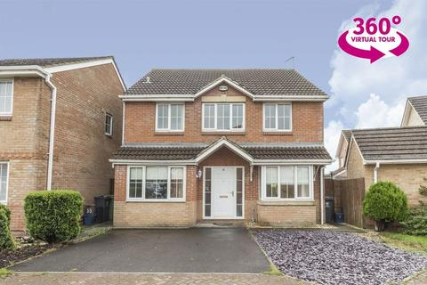 4 bedroom detached house for sale - Matthysens Way, Cardiff - REF# 00007329 - View 360 Tour at
